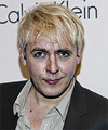 Nick Rhodes Hairstyles
