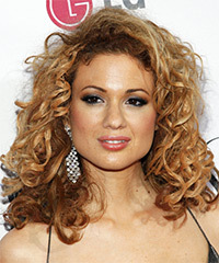 Miri Ben-Ari Hairstyle - click to view hairstyle information