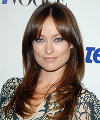 Olivia Wilde - Long Straight