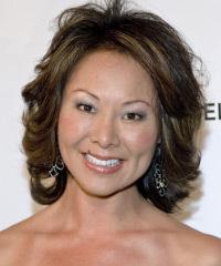 Alina Cho Hairstyle