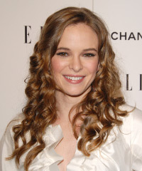 Danielle Panabaker - Long Curly