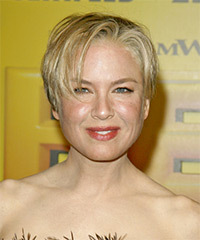 Renee Zellweger - Short Straight