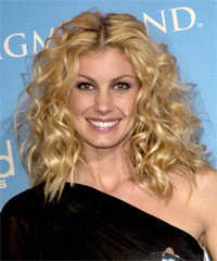 Faith Hill - Long Curly