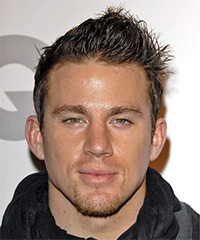 Channing Tatum Hairstyle - click to view hairstyle information
