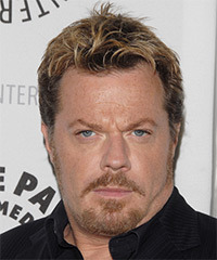 Eddie Izzard Hairstyle - click to view hairstyle information