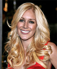 Heidi Montag Hairstyle - click to view hairstyle information