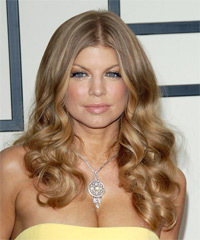 Fergie - Long Curly