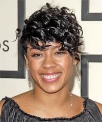 Keyshia Cole Hairstyle - click to view hairstyle information