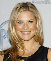 Ali Larter - Long Straight