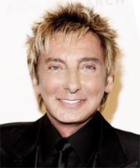 Barry Manilow Hairstyle - click to view hairstyle information