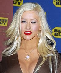 Christina Aguilera Hairstyle