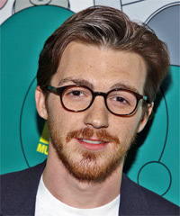 Drake Bell Hairstyle - click to view hairstyle information