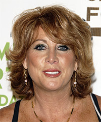 Nancy Lieberman Hairstyle