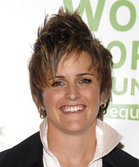 Tania Satchwell Hairstyle - click to view hairstyle information