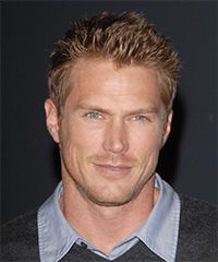 Jason Lewis Hairstyle - click to view hairstyle information
