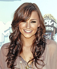 Briana Evigan - Long Curly