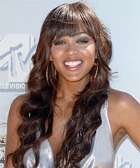 Meagan Good - Long Wavy
