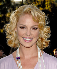 Katherine Heigl - Medium Curly