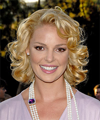 Katherine Heigl - Curly