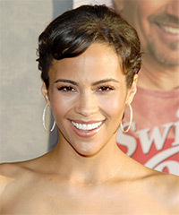 Paula Patton - Updo Long