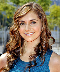 Alyson Stoner Hairstyle - click to view hairstyle information