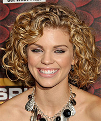 AnnaLynne McCord - Curly