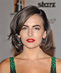 Camilla Belle Hairstyle - click to view hairstyle information