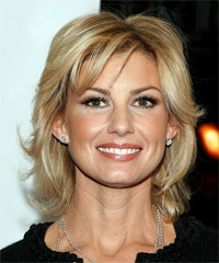 Faith Hill Hairstyle