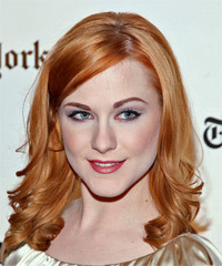 Evan Rachel Wood Hairstyle - click to view hairstyle information
