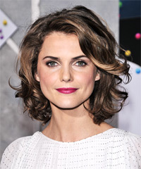 Keri Russell Hairstyle - click to view hairstyle information