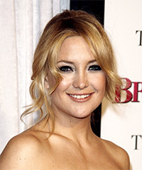 Kate Hudson - Updo Medium Curly