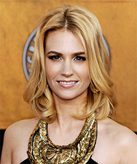 January Jones - Medium Wavy