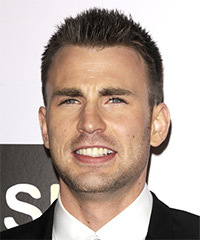 Chris Evans Hairstyle - click to view hairstyle information
