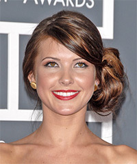 Audrina Patridge - Updo Long Curly
