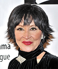 Chita Rivera Hairstyle - click to view hairstyle information