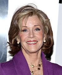 Jane Fonda - Medium Wavy