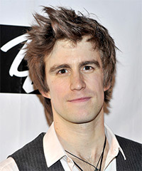 Gavin Creel Hairstyle - click to view hairstyle information