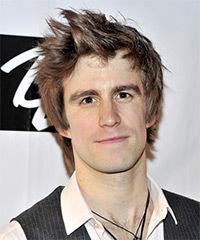 Gavin Creel Hairstyles