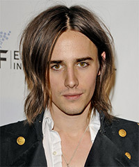 Reeve Carney Hairstyle - click to view hairstyle information