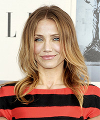 Cameron Diaz Hairstyle - click to view hairstyle information