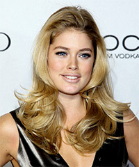 Doutzen Kroes - Long Wavy