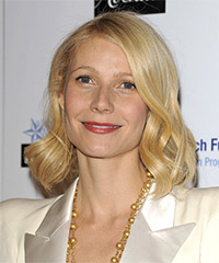 Gwyneth Paltrow Hairstyle - click to view hairstyle information