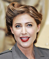 Lisa Snowdon Hairstyle - click to view hairstyle information