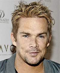 Mark McGrath Hairstyle - click to view hairstyle information