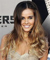 Isabel Lucas Hairstyle