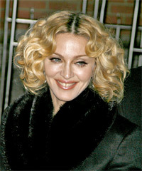 Madonna - Medium Curly