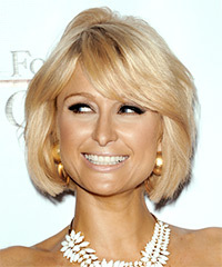 Paris Hilton Medium Straight Formal Bob