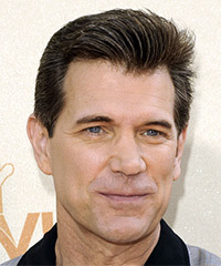 Chris Isaak Hairstyle