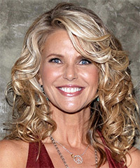Christie Brinkley - Medium Wavy