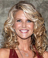 Christie Brinkley Hairstyle